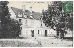 58 - NIEVRE - BILLY Sur OISY - Chateau De La Motte - Other Municipalities