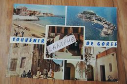 SENGAL - SOUVENIR DE GOREE - 5 VUES - Sénégal