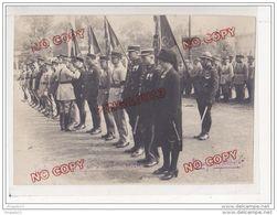 Au Plus Rapide Nancy 14 Juillet 27 Remise Médaille Décoration Général XX ème CA 21 ème Régiment Format 16.5 X 23.5 Cm - Guerra, Militari