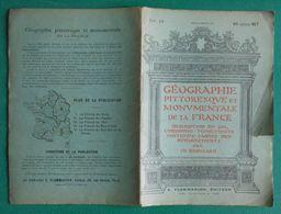 Brochure Géographie De La France De Ch. Brossard - Seine Et Marne III - Tournan, Courpalay, Larchant, ... - Géographie