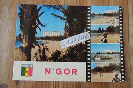 SENEGAL - N GOR - 5 VUES - Sénégal