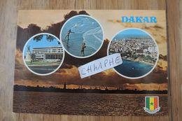 SENEGAL - DAKAR - 4 VUES - Sénégal