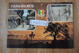 SENEGAL - CASAMANCE -  3 VUES - Sénégal
