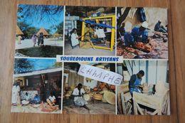 SENEGAL - SOUMBEDIOUNE ARTISANS - 6 VUES - Sénégal