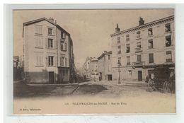 69 VILLEFRANCHE SUR SAONE #12115 RUE DE THIZY N° 178 EDIT BELIN - Villefranche-sur-Saone