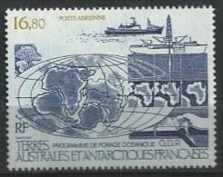 """TAAF Aerien YT 98 (PA) """" Forage Océanique """" 1987 Neuf** - Corréo Aéreo"""