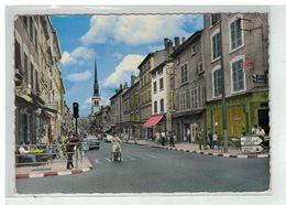 69 VILLEFRANCHE SUR SAONE EN BEAUJOLAIS #12122 RUE NATIONALE ET EGLISE N° 44578 - Villefranche-sur-Saone