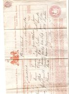 REF1336/ UK Administrative Document Of The Statement Of Registered Items Distrct Portsea Island&Landport > Southampton - Marcofilia