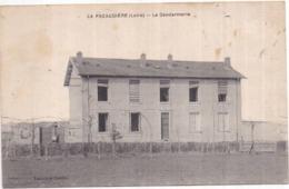 Dépt 42 - LA PACAUDIÈRE - La Gendarmerie - La Pacaudiere