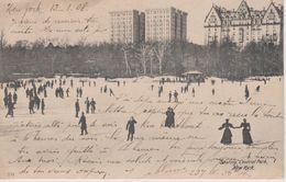 NEW YORK CITY SKATING CENTRAL PARK - Altri