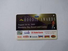 USA Hotel Key,Mandalay Bay Resort & Casino, Las Vegas, (1pcs) - Hotel Keycards