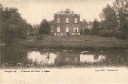 Hougaerde : Château De Petit Overlaer 1908 - Hoegaarden