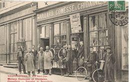 88 NEUFCHATEAU Rue Saint Jean Maison Comesse Et Chidaine Quincaillerie Specialite De Bourrellerie - Neufchateau