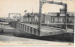 50    Cherbourg        Le Pont Tournant - Cherbourg