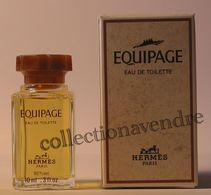 HERMES : Équipage. Eau De Toilette 10 Ml. Version 1970. Parfait état - Modern Miniaturen (vanaf 1961)