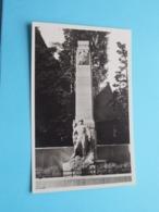 HELDEN Monument Aarschot ( Best ) Anno 19?? ( Zie / Voir Photo > Detail ) ! - Aarschot
