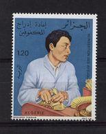 ALGERIE - Y&T N° 649** - MNH - Réinsertion Des Aveugles - Algeria (1962-...)