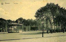 028 171 - CPA - Belgique - Boussu - La Place - Boussu