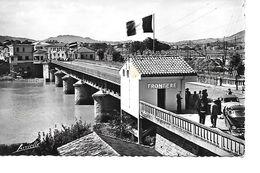 CPA (64) HENDAYE Le Pont International - Hendaye