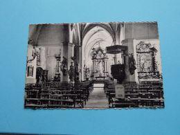 Binnenzicht Kerk H. JACOBUS ( Uitg. Mw Jacobs ) Anno 19?? ( Zie / Voir Photo > Detail ) ! - Borsbeek