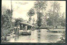 79  BRIOUX   ....  La Riviere La Boutonne ....  Lavoirs Animés - Brioux Sur Boutonne