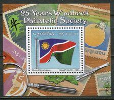 Namibia Mi# Block 56 Postfrisch/MNH - Philatelic Society - Namibia (1990- ...)