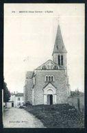 79  BRIOUX Sur BOUTONNE .... L'église - Brioux Sur Boutonne