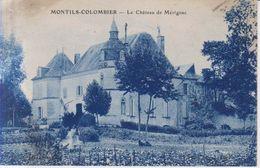 Montils Colombier Le Chateau De Merignac   1933 - Saintes