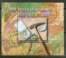 Namibia Mi# Block 57 Postfrisch/MNH - Geologycal Survey - Namibia (1990- ...)