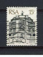 AFRIQUE DU SUD - Y&T N° 343° - Université Sud-africaine - África Del Sur (1961-...)