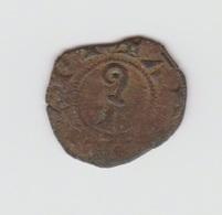 ARCHEVECHE D'ARLES OBOLE JEAN BAUSSAN (1233-1258) - 476-1789 Period: Feudal