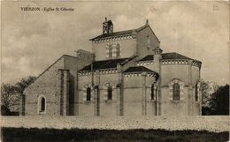 CPA Vierzon - Eglise St Célestin (634755) - Vierzon