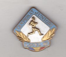 Romania -  Sport Badge - Athletics - Junior Championship 3-rd Place - Athlétisme