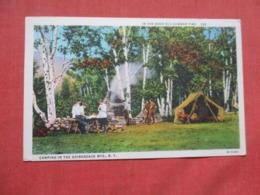 - New York > Adirondack    Camping In Adirondack Mountains  Ref 4126 - Adirondack