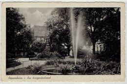 Heppenheim - Bergstrasse - Hessen - Am Kriegerdenkmal - Heppenheim