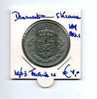 DENEMARKEN 5 KRONER 1963 FREDERIK IX - Denmark