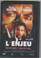 """{42486} Boitier 2 DVD 2 Titres """" L' Enjeu """" """" Le Kid De Philadelphie """" ; Al Pacino , Keaton , Garcia - Non Classés"""