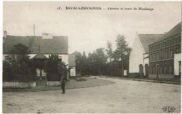 Bavai- Louvignies Calvaire Et Route De Maubeuge- Ed ELD- Non Voyagee - Bavay