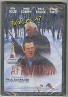 "{42477} Boitier 2 DVD 2 Titres "" Afflction "" "" American Buffalo "" ; D Hoofman , Coburn , Nolte , Spacek , Dafoe - Non Classés"