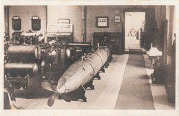 Spezia. Museo Tecnico Navale. Armi Subacquee. Non Viaggiata, Originale - La Spezia