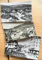 Delémont 3 Real Photo Postcards 1950-1960 Street Life Etc. - JU Jura
