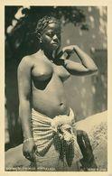 LISBOA - EXPOSIÇÕES -«Exposição Colonial Portuguesa» - Mulher Da Guiné.  Carte Postale - Lisboa