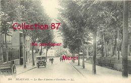 60 ☺♦♦ BEAUVAIS < RUE D'AMIENS - VOITURE AUTOMOBILE  FORD T ? - Beauvais