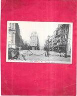 LE HAVRE - 76 - Rue De Paris Vue Du Port -  PUB MOKA WILLIOT Au Dos - BERG1 - - Le Havre