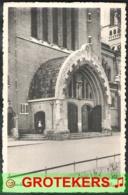 HAARLEM Ingang Nieuwe St. Bavo Ca 1935? - Haarlem