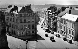 (148)  CPSM  Boulogne Sur Mer  Grande Rue   (Bon Etat) - Boulogne Sur Mer
