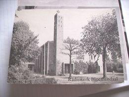 Nederland Holland Pays Bas Bloemendaal Met Radio Kerk - Bloemendaal