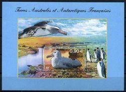 "TAAF Bloc YT 16 BF "" Faune Oiseau "" 2006 Neuf** - Blocks & Sheetlets"