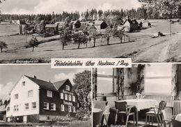 DC2331 - Friedrichshöhe üner Neuhaus Gaszhaus Rennsteig - Neuhaus
