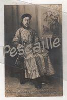 SALON DE 1904 ' PORTRAIT DE S.E. SOUENN PAS-KI ( Souenn Pao Kil Ambassadeur De Chine à Paris ) PAR A. FAUGERON - ND PHOT - Peintures & Tableaux